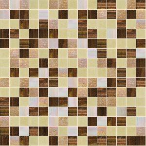 Evolution 3/4″ x 3/4″ (Mixed Series) Glass Pool Tile