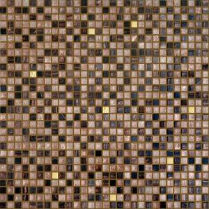 Garnet 3/8″ x 3/8″ (Gold Series) Glass Pool Tile