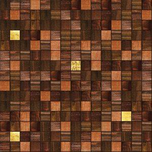 Glamorous 3/4″ x 3/4″ (Gold Series) Glass Pool Tile