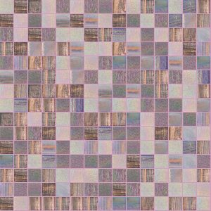Happyness 3/4″ x 3/4″ (Mixed Series) Glass Pool Tile