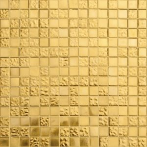 Precious 3/4″ x 3/4″ (Gold Series) Glass Pool Tile
