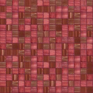 Rubicund 3/4″ x 3/4″ (Mixed Series) Glass Pool Tile