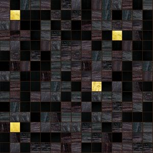 Strong 3/4″ x 3/4″ (Gold Series) Glass Pool Tile