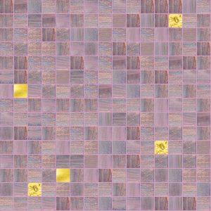 Vanity 3/4″ x 3/4″ (Gold Series) Glass Pool Tile